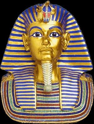 Tutanchamun Büste Replik Pharaonenland